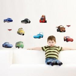 Muurstickers, Cars, kleine...