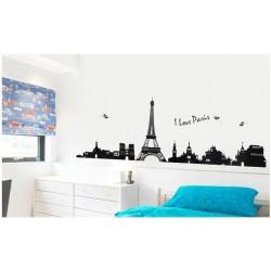 Muurstickers. Parijs 2 Klein