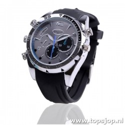 Spy Camera Horloge, Full HD...
