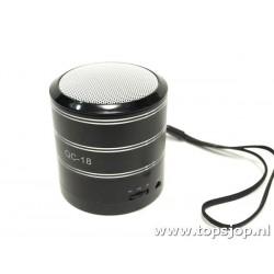 Portable FM & MP3 Speaker...