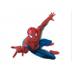 Muurstickers Kinderkamer Spiderman.Muurstickers Spiderman 1