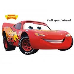 Muursticker Cars Bliksem...