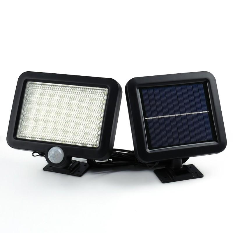led lamp op zonne energie