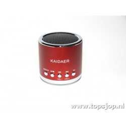 Kaidaer Mini Mp3 Speaker...