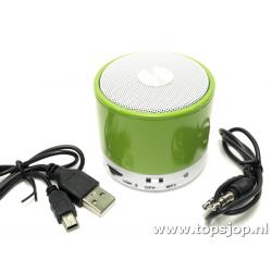 Mini Bluetooth speaker met...
