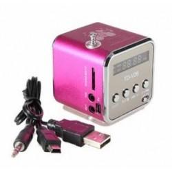 Oplaadbare Mini Radio/Mp3...