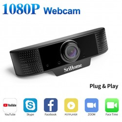 SriHome Webcam - USB camera...