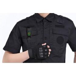De bodycam is enorme toevoeging voor bewakers en handhavers.