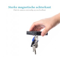 Magnetische camera