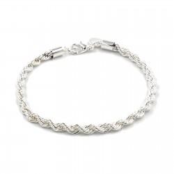 Armband (zilverkleurig)