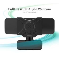 FullHD Webcam met Microfoon