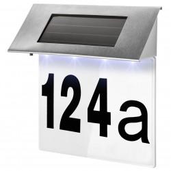 Huisnummerverlichting op...