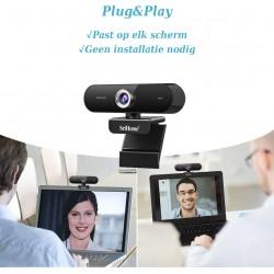 Plug en play webcam 4MP