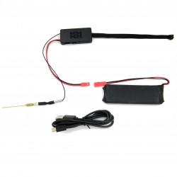 Verborgen Wifi IP Spy Camera Module