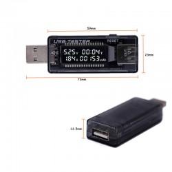 USB capaciteit meter